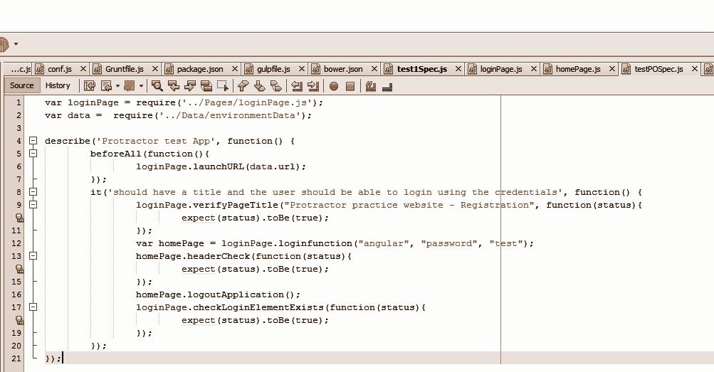 Protractor : Functional automation - Devonblog
