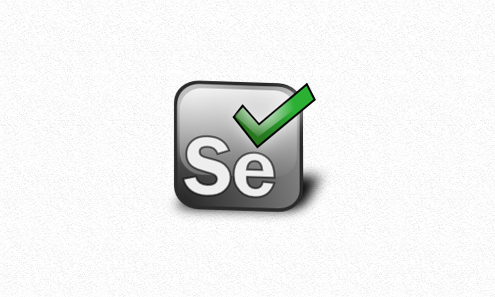 Creating Selenium Automation tests faster using Selenium