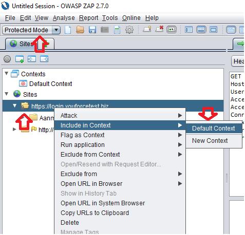 OWASP ZAP for Dummies - Devonblog